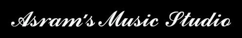 Asram's Music Studio